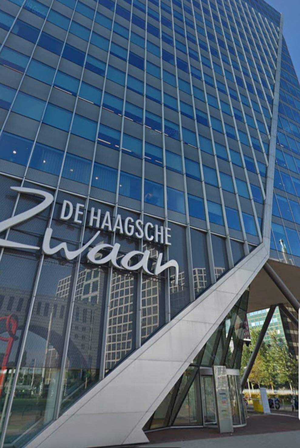 Locatie Profirma Haagsche Zwaan Schenkkade 50K Den Haag
